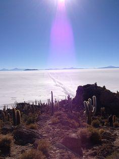 #salar de uyuni, Bolivia