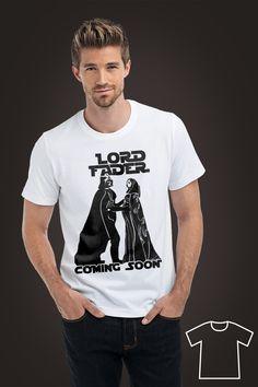 dla przyszłego taty będę tatą zostanę ojcem ciąża lord fader koszulka tshirt koszulove.com