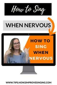 How to decrease your performance anxiety. Learn how to sing when nervous. How to decrease your performance anxiety. Learn how to sing when nervous. Vocal Exercises, Singing Exercises, Learning To Relax, Singing Tips, Learn Singing, Free Singing Lessons, Singing Quotes, Vocal Range, Piece Of Music