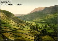 FB page - Ireland Calling ♥ The Glens of Antrim It consists of nine glens (valleys). It's known locally as simply The Glens. www.irelandcalling.ie