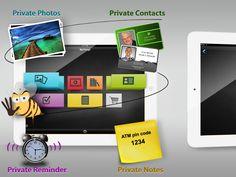 MyThings für das iPad zum ersten Mal kostenlos