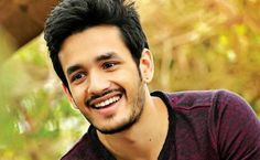 akhil akkineni hero stylish hd photos