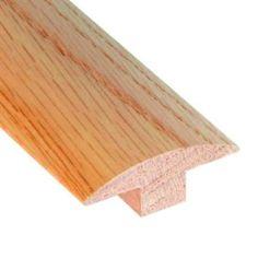 Wide T Molding Laminate Flooring