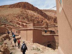 Im Tal der Rosen - auf der Südseite des Hohen Atlas Grand Canyon, Nature, Travel, Mountain Range, Morocco, Hiking, Viajes, Naturaleza, Destinations