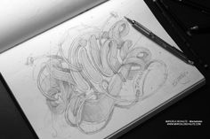 The Sketch Collection ... Marcelo Schultz