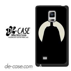 Batman Shadow DEAL-1514 Samsung Phonecase Cover For Samsung Galaxy Note Edge