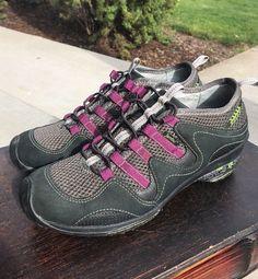 Jambu Himalaya Slip On Hiker Sneaker Purple Black Size 7 Shoes Running Walk  | eBay
