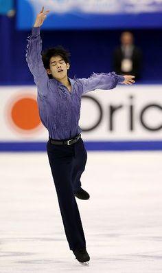 Takahiko Kozuka : 2012 national SP