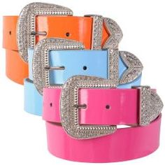 Journee Collection Women's Western Style Rhinestone Belt#ATBFashionRoundup with @ATB Financial and @Michelle McCurrach