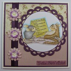 Stempel: House Mouse