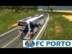 Euro Truck Simulator 2 -  FC Porto Bus Marcopolo G7 1600 LD