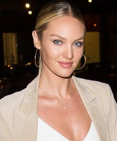 Candice Swanepoel Shares New Photo of Her Darling Baby Boy Smiling from InStyle.com