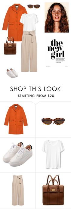 """""""07/03"""" by dorey on Polyvore featuring Gucci, Ted Baker, A.L.C. and Mulberry"""