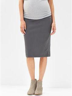Knit pencil skirt | Gap