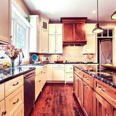 The #Kitchen in the #Abigail model at 6443 Moline Lane, #Harrisburg in #OldIronEstates