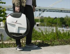 Fly around town like never before with the Solowheel Xtreme electric unicycle.
