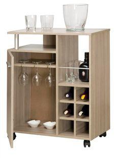 mueble auxiliar bar línea squadra moduart-20197-117