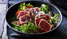 Adam Liaw's Tuna Tataki Salad