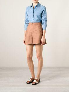 Valentino Flared Shorts - Mcmarket Biarritz