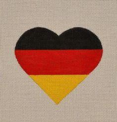 German Heritage Flag