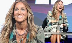Sarah Jessica Parker chats about upcoming HBO comedy Divorce | Daily Mail Online