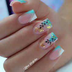 Nail Spa, Manicure And Pedicure, Nail Decorations, Nail Stamping, Stylish Nails, Simple Nails, Nail Arts, Short Nails, Toe Nails
