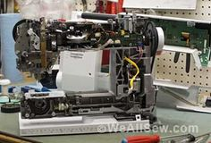 WeAllSew « http://weallsew.com What's inside your sewing machine great article