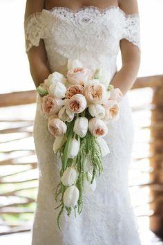 Stunning Wedding Bouquet - Photographed by Stephen Karlisch
