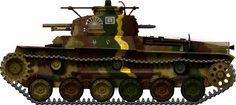 japanese type 97 tank | Chi-Ha early 1942