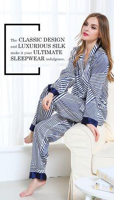 4fa02db73 Classic stripe design in luxurious silk fabric
