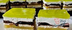 Recept Zelený Shrek Shrek, Hungarian Recipes, Cheesecake, Crafts For Kids, Food And Drink, Kiwi, Cookies, Nutella, Drinks