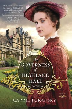 Missing Downton Abbey? Enjoy The Governess of Highland Hall! eBook on sale for only $1.99. Over 200+ great reviews on Amazon. Book 2 in the series, The Daughter of Highland Hall is available, Book 3, A Refuge at Highland Hall, comes out in October. Happy Reading!