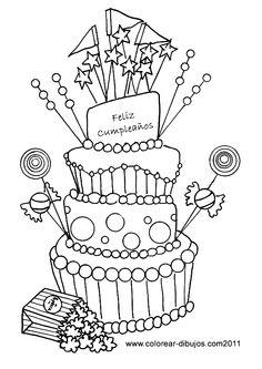 neu ausmalbilder happy birthday malvorlagen malvorlagenfürkinder malvorlagenf