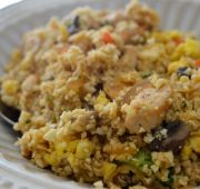 Fast Paleo » Paleo Chicken Fried Rice - Paleo Recipe Sharing Site
