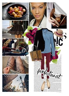 """Shake up your life"" by miss-raspberry-92 ❤ liked on Polyvore featuring Ralph Lauren, CO, Nobody Denim, rag & bone, Miss Selfridge, Reed Krakoff, Banana Republic and San Diego Hat Co."