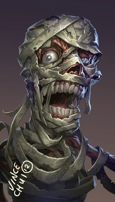 monster 1of5 Frankenstein by kidchuckle on deviantART