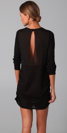 3.1 Phillip Lim, this dress is everything.