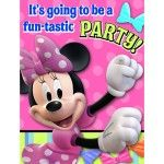 Disney Minnie Mouse party games