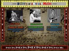 Slideshow Presentation, Grades, Buddy Holly, Social Studies, Rock N Roll, Hip Hop, Teacher, Classroom, Education