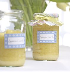 How to Make Lemon Curd #Baking #LemonCurd #Preserves