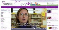 French society teaching videos