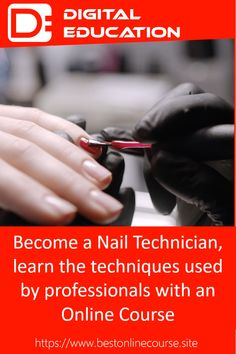Train Online to Become a Nail Technician. During these difficult times there are things you can do for when the world gets itself back together. Why not train to be a Nail Technician, there will be huge demand for your services when the pandemic is over, so take the chance today to start a new career and follow your dreams. Our website has details of courses from all over the web, take a browse now and be who you want to be in 2021!! Nail Technician Courses, Beauty Courses, New Career, You Can Do, Online Courses, Dreaming Of You, How To Become, Rings For Men, Train