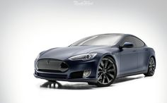 Stealth Mode Activate: Tesla Model S wrapped in Satin XPEL