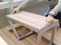 Spaceless: Hideaway Deck Furniture. » Curbly | DIY Design Community
