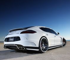 Porsche Panamera Supersport Kit