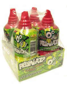 "Pelon Pelo Rico - Mexican Candy ""Tamarind Candy"""