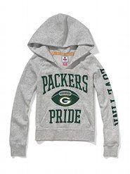 Green Bay Packers - Victoria's Secret #VS #fitfashion #packerbacker