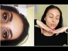 Easy Eyebrow Routine | juicyyyyjas - YouTube
