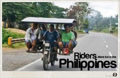 Soon Soon Soon's photo, Taxi from Philippines. I remember similar transportation in India. Honda Cbr, Jeepney, Jet Ski, Sidecar, Taxi, Funny Photos, Funny Images, Motorbikes, Philippines