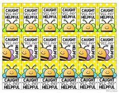 Reward Tags Freebie by Primarily Speaking by Aimee Salazar Behavior Rewards, Behavior Management, Classroom Management, Behavior Plans, Behavior Charts, Class Management, Classroom Board, Classroom Behavior, Classroom Rules